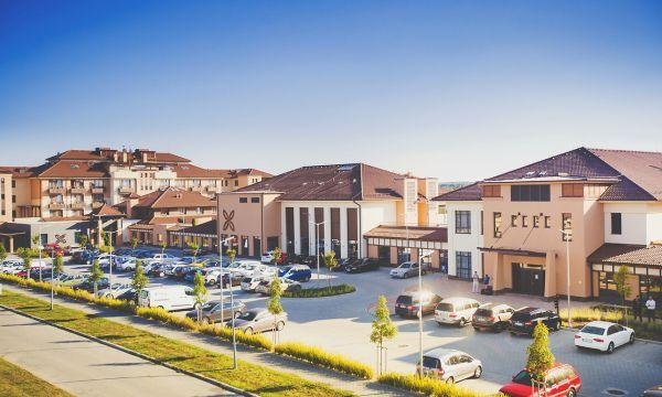 Caramell Premium Resort - Bükfürdő - parkoló