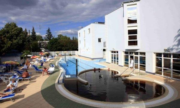 Hotel Silver - Hajdúszoboszló - Strand új épület