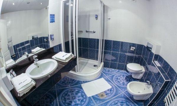 Hotel Silver - Hajdúszoboszló - Superior kétágyas szoba fürdőszoba