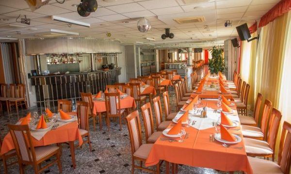 Hotel Silver - Hajdúszoboszló - Étterem