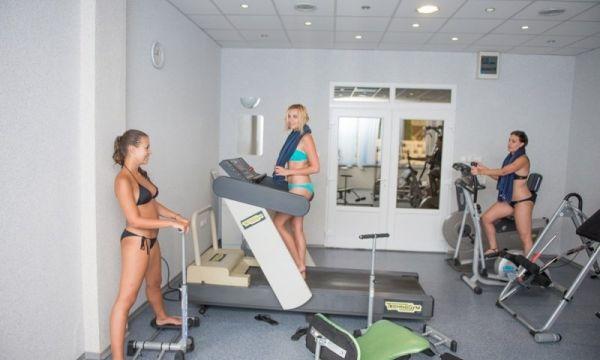 Hotel Silver - Hajdúszoboszló - Fitnessz