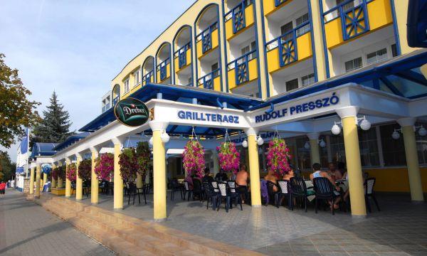 Rudolf Hotel - Hajdúszoboszló - 18
