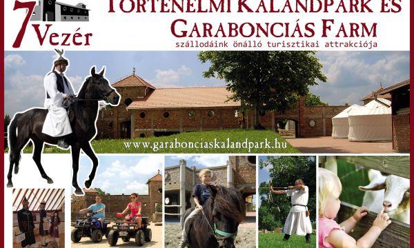 Aphrodite Hotel - Zalakaros - Garabonciás farm