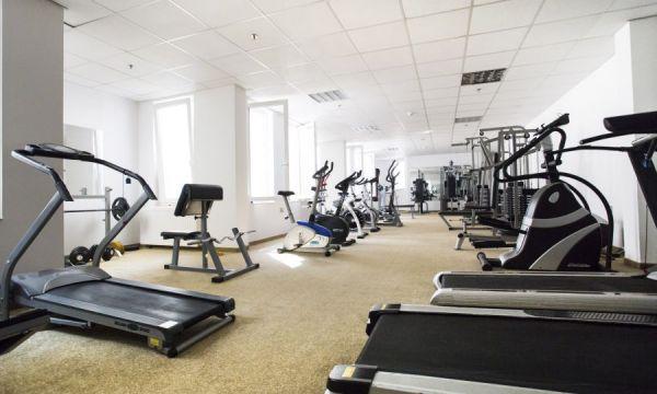 Aphrodite Hotel - Zalakaros - Fitnesz terem