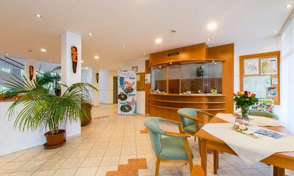 Hotel Forrás - Zalakaros - Recepció