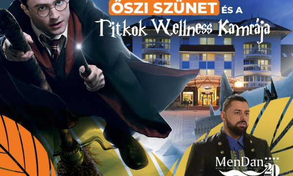 MenDan Magic Spa & Wellness Hotel - Zalakaros - 54