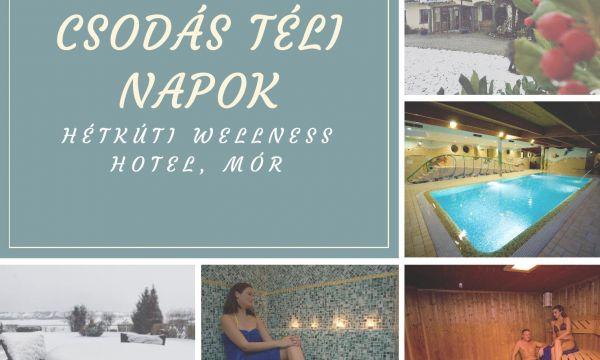 Hétkúti Wellness Hotel - Mór - 43