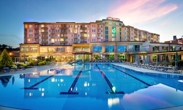 Hotel Karos Spa - Zalakaros - Kültéri medence