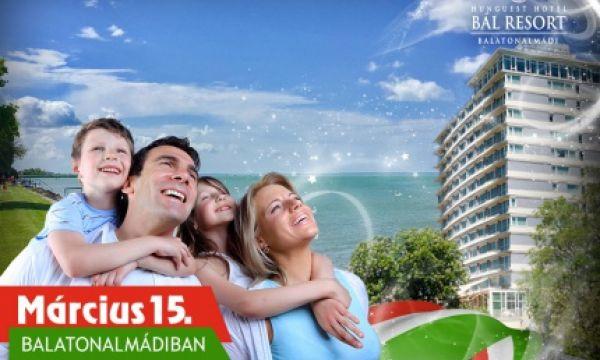 Hunguest Hotel Bál Resort - Balatonalmádi - 40