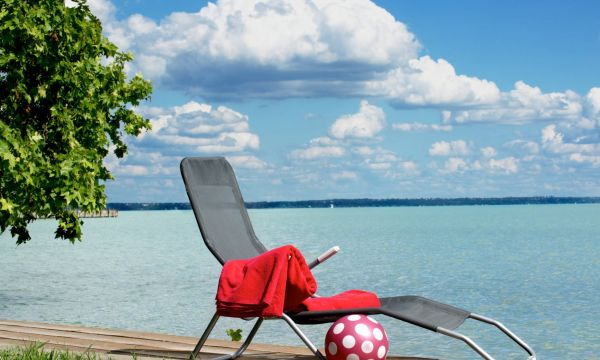 Hunguest Hotel Bál Resort - Balatonalmádi - Saját strand
