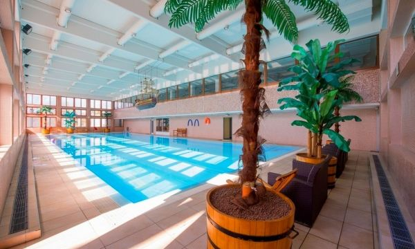 Hunguest Hotel Bál Resort - Balatonalmádi - Beltéri medence
