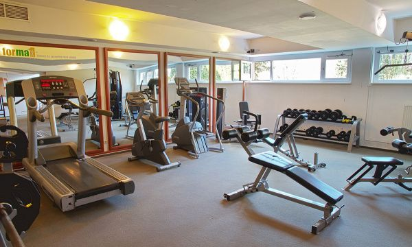 Hunguest Hotel Bál Resort - Balatonalmádi - Fitnesz terem