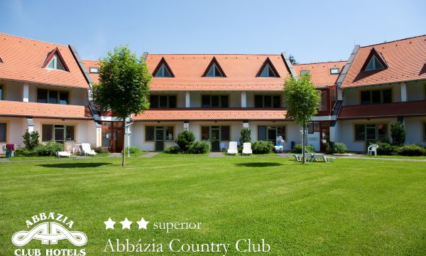 Abbázia Country Club - Márokföld - 3