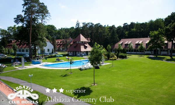 Abbázia Country Club - Márokföld - 7