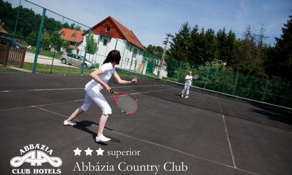 Abbázia Country Club - Márokföld - 12