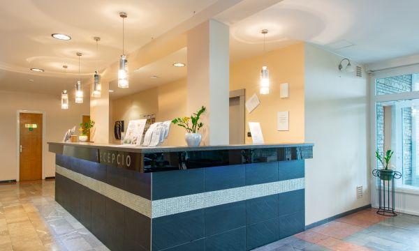 Hotel FIT - Hévíz - Recepció