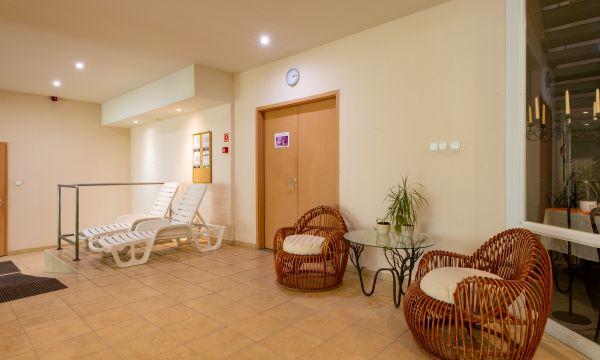 Hotel FIT - Hévíz - Pihenő