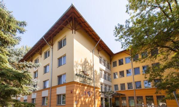 Alföld Gyöngye Hotel - Gyopárosfürdő - A hotel