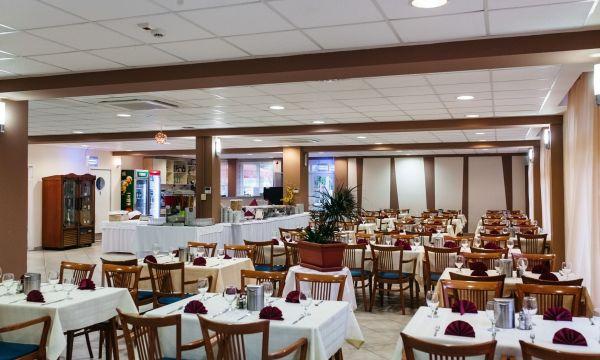 Alföld Gyöngye Hotel - Gyopárosfürdő - Étterem
