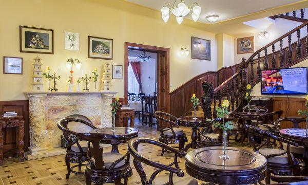Fried Kastélyszálló Resort - Simontornya - Lobby / bár