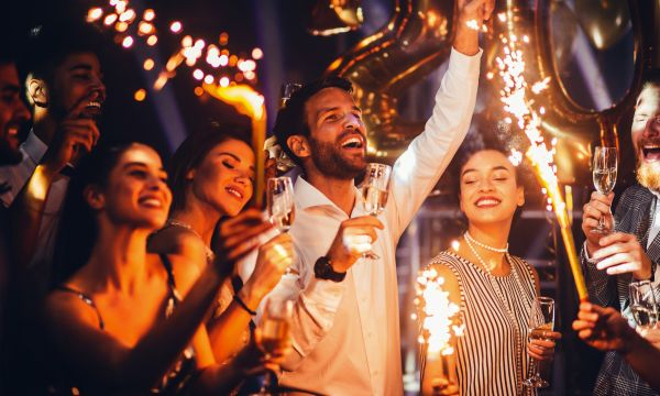 Hotel Szieszta - Sopron - Szilveszter Ciklámen terem 2019
