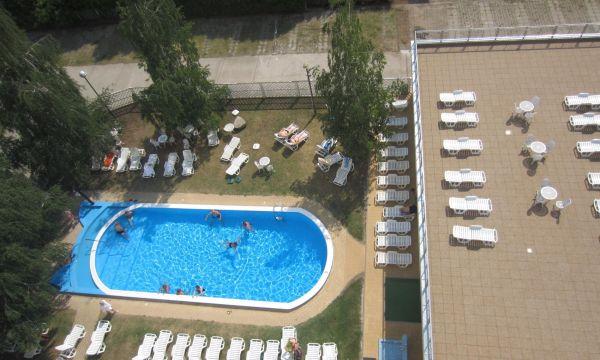 Mátyás Király Gyógy- és Wellness Hotel - Hajdúszoboszló - Kültéri medence