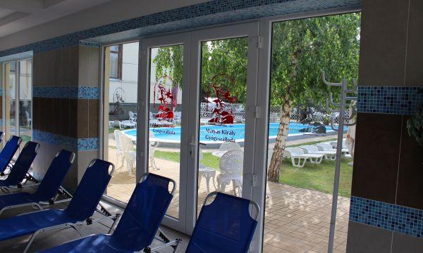 Mátyás Király Gyógy- és Wellness Hotel - Hajdúszoboszló - Wellness