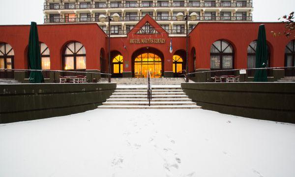 Mátyás Király Gyógy- és Wellness Hotel - Hajdúszoboszló - 34