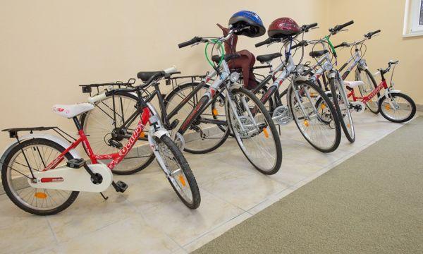 Alföld Gyöngye Hotel - Gyopárosfürdő - kerékpár kölcsönzés
