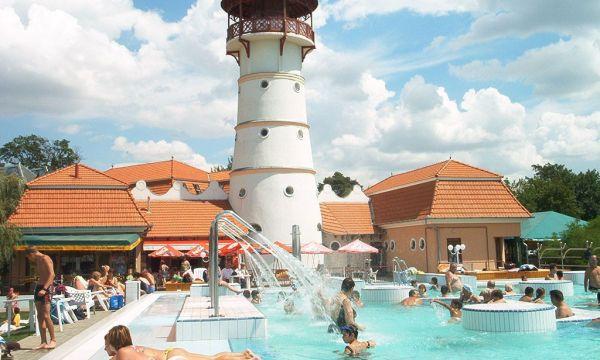 Alföld Gyöngye Hotel - Gyopárosfürdő - Gyopárosi Gyógy-, Park-, és Élményfürdő