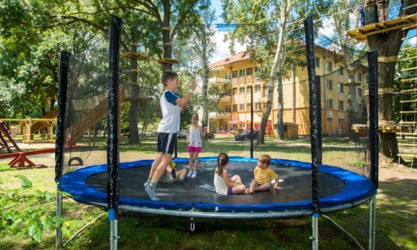 Alföld Gyöngye Hotel - Gyopárosfürdő - Kalandpark