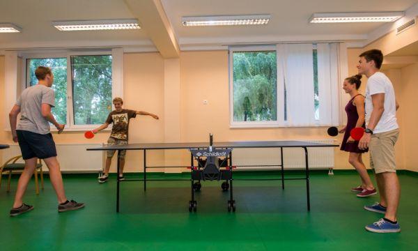 Alföld Gyöngye Hotel - Gyopárosfürdő - Ping-pong