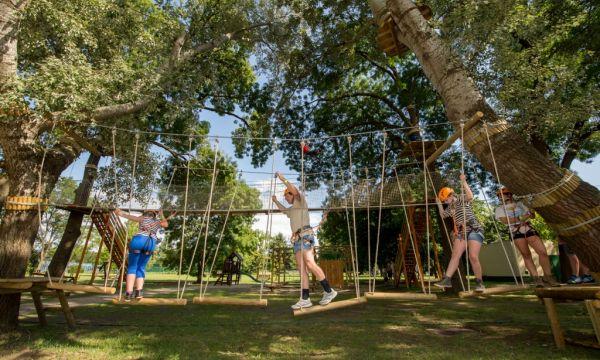 Alföld Gyöngye Hotel - Gyopárosfürdő - Kalandpark gyerekeknek