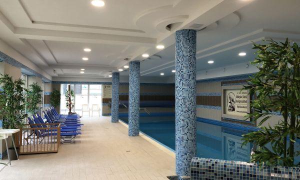 Mátyás Király Gyógy- és Wellness Hotel - Hajdúszoboszló - Benti úszómedence