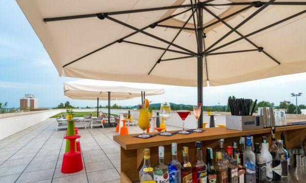 Akadémia Hotel - Balatonfüred - Perla Tetőterasz
