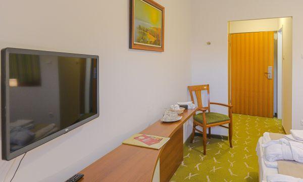 Zenit Hotel Balaton - Vonyarcvashegy - Economy kétágyas szoba, éttermi szárny