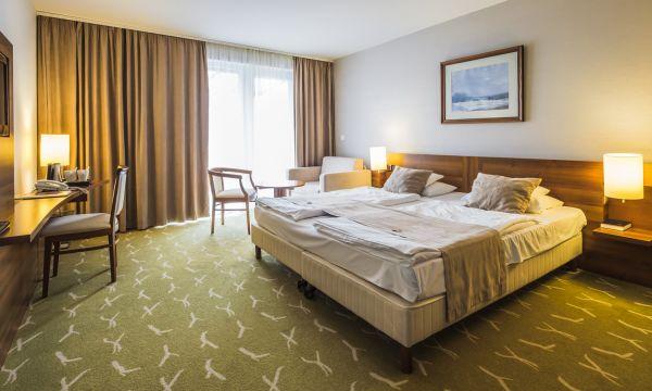 Zenit Hotel Balaton - Vonyarcvashegy - Deluxe kétágyas, Zenit Hotel Balaton