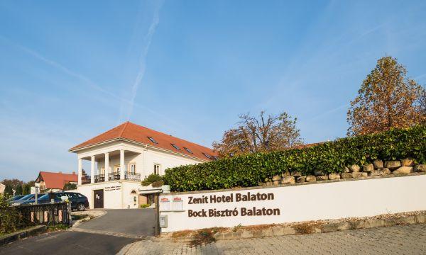 Zenit Hotel Balaton - Vonyarcvashegy - Bejárat