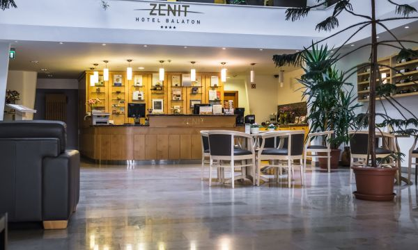 Zenit Hotel Balaton - Vonyarcvashegy - Lobby