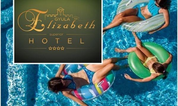 Hotel Elizabeth - Gyula - 53