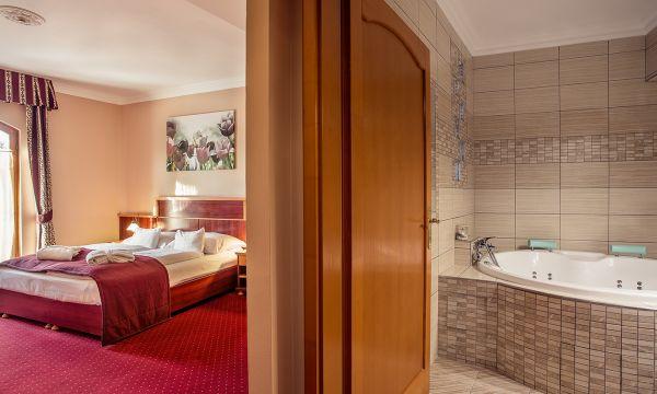 Laroba Wellness Hotel - Alsóörs - Jakuzzis szoba