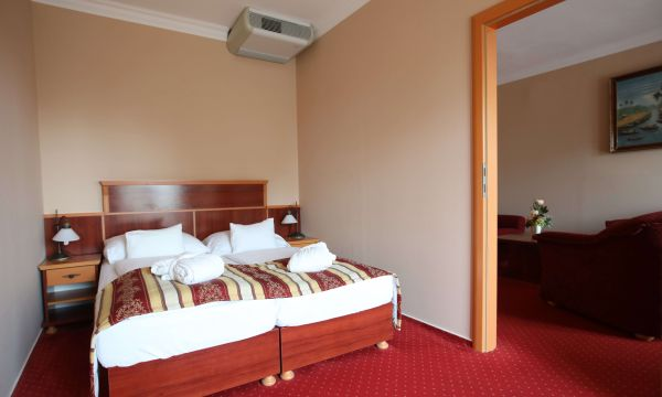 Laroba Wellness Hotel - Alsóörs - Lakosztály