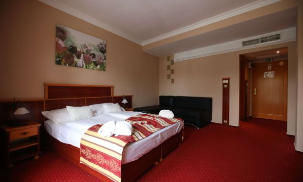 Laroba Wellness Hotel - Alsóörs - Superior Plus szoba