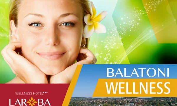 Laroba Wellness Hotel - Alsóörs - 38