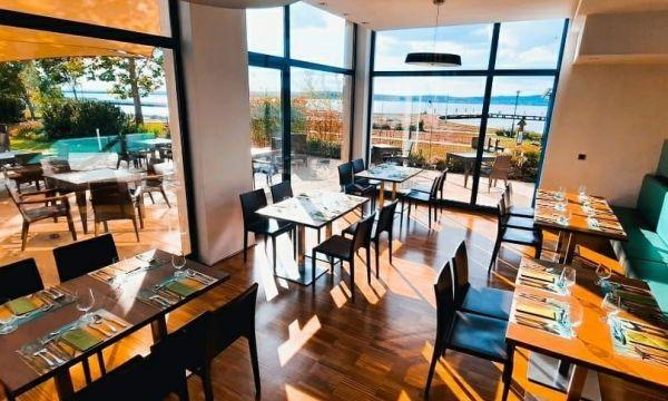 Vital Hotel Nautis - Gárdony - étterem