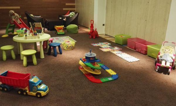 Vital Hotel Nautis - Gárdony - gyerek játszó szoba