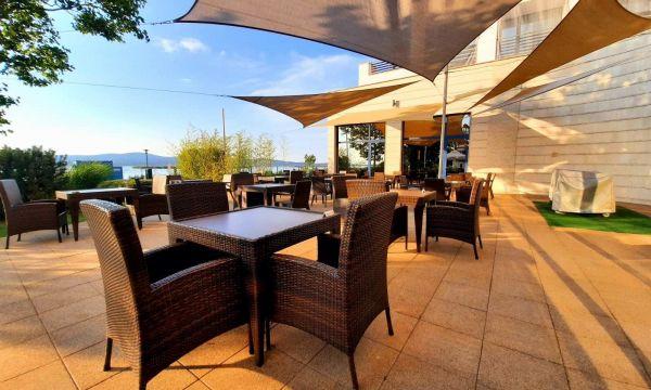 Vital Hotel Nautis - Gárdony - terasz
