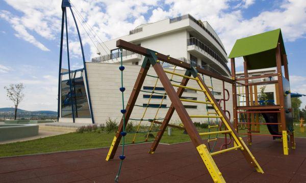 Vital Hotel Nautis - Gárdony - gyerek játszó