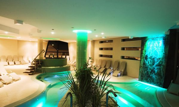 Vital Hotel Nautis - Gárdony - wellness részleg