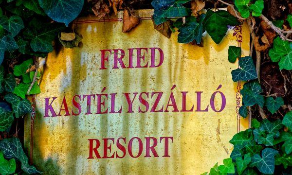 Fried Kastélyszálló Resort - Simontornya - 75